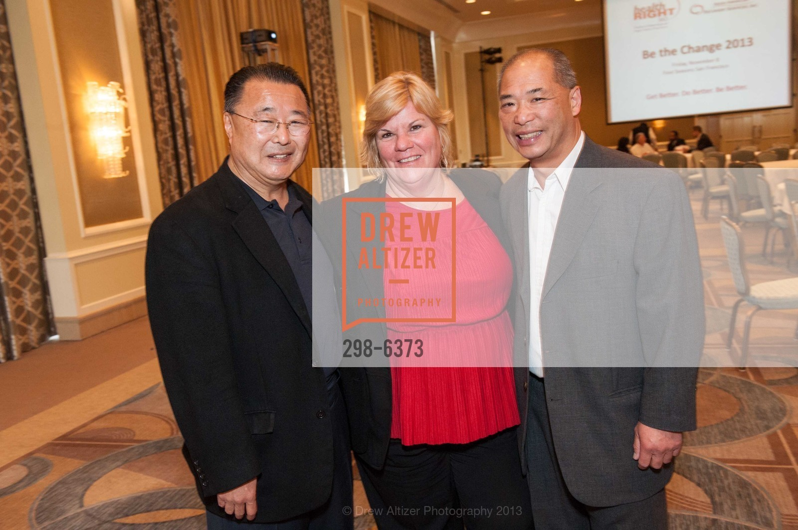 Jeff Mori, Carol Wallace, Richard Jue, HEALTH RIGHT 360:  Be the Change 2013, US, November 8th, 2013