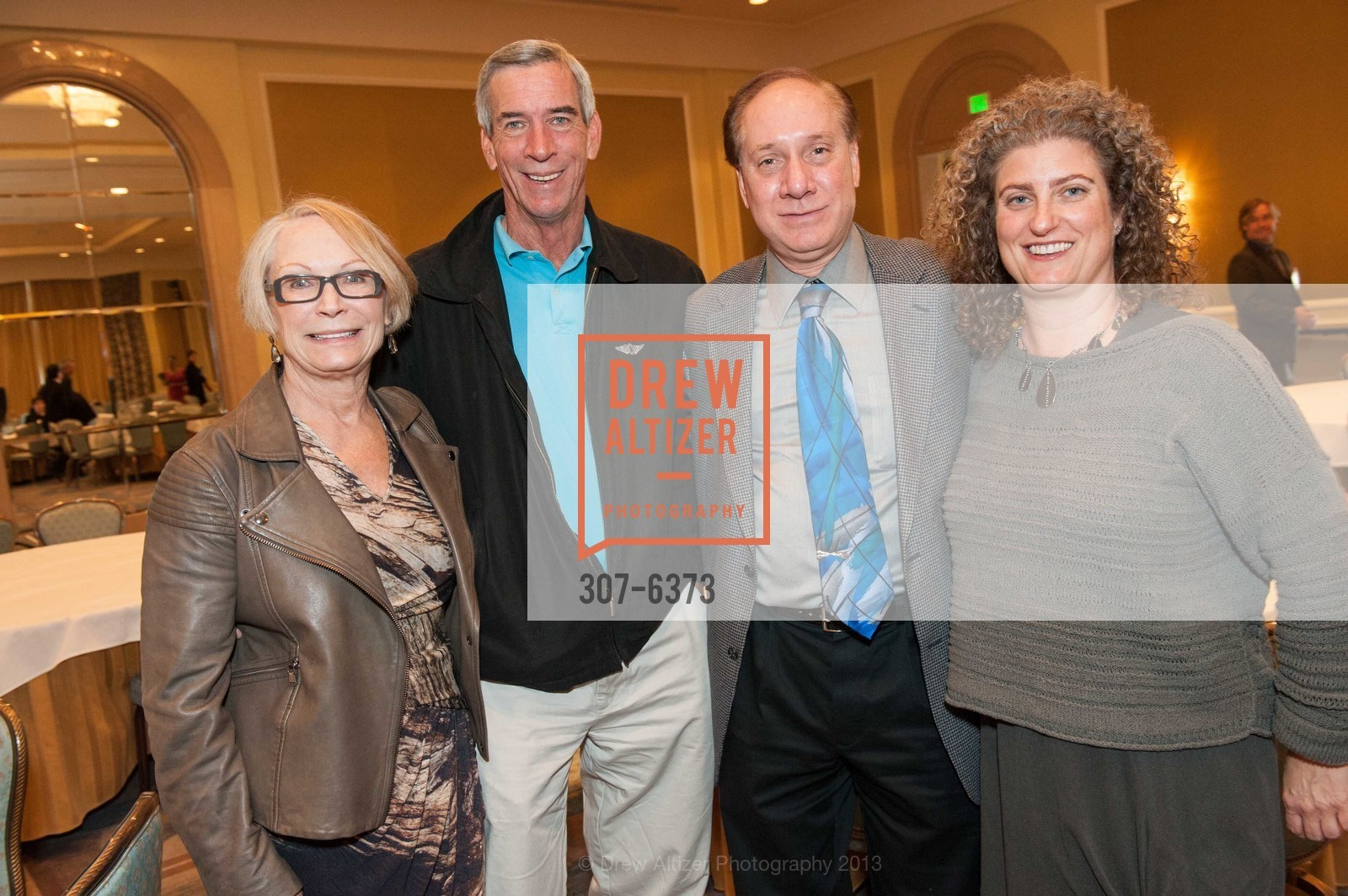 Millicent Buxton Smith, Dan McCurthy, Paul Christopher, Madeleine Lanske, Photo #307-6373