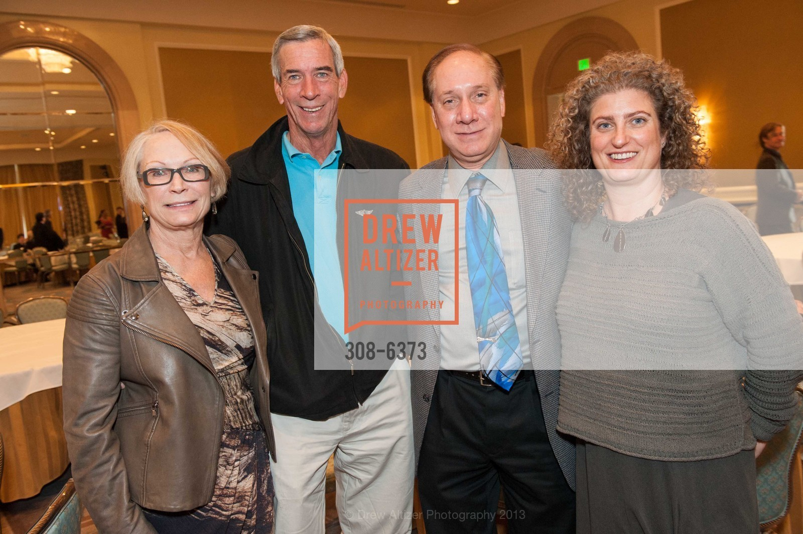 Millicent Buxton Smith, Dan McCurthy, Paul Christopher, Madeleine Lanske, Photo #308-6373