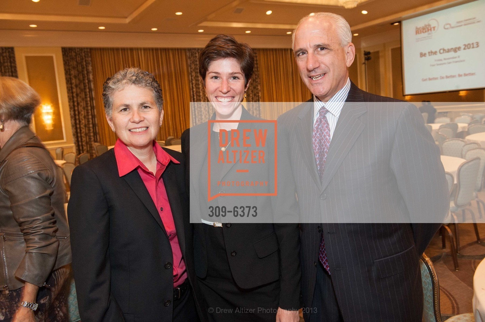 Vitka Eisen, Caitlyn Anderson, Harlan Grossman, HEALTH RIGHT 360:  Be the Change 2013, US, November 8th, 2013