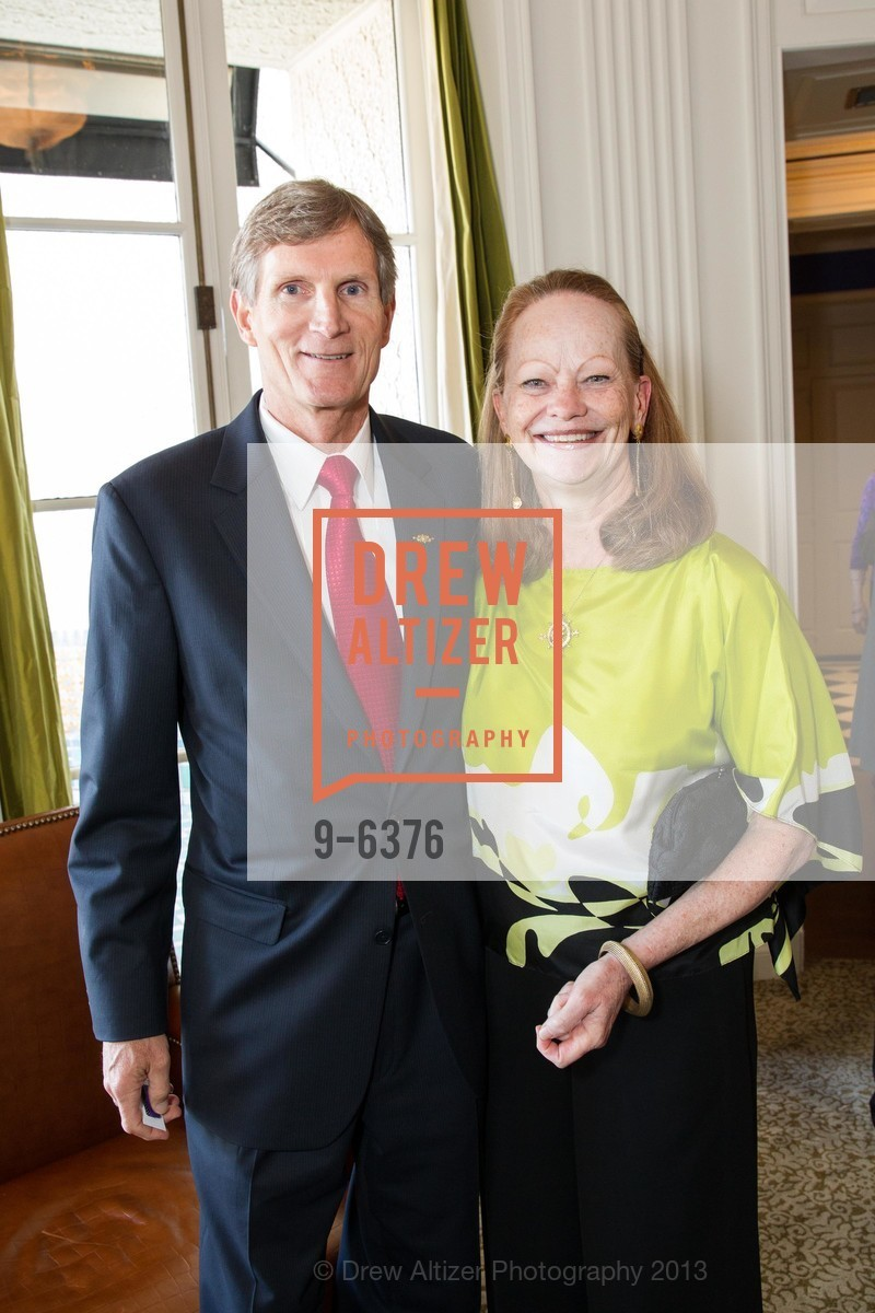 Patrick Stadt, Cherrie Felder, COAST GUARD FOUNDATION Presents Pacific Awards Dinner, US, April 25th, 2013