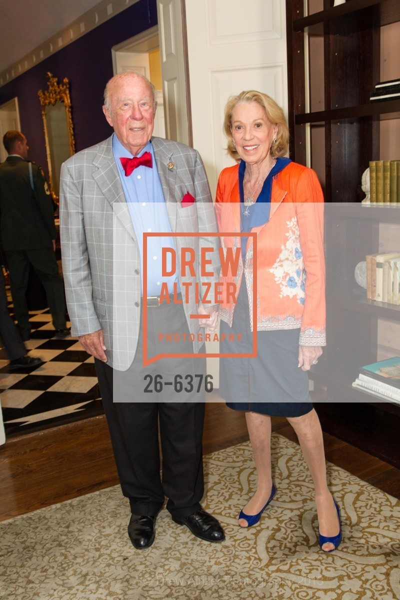 George Shultz, Charlotte Shultz, COAST GUARD FOUNDATION Presents Pacific Awards Dinner, US, April 25th, 2013
