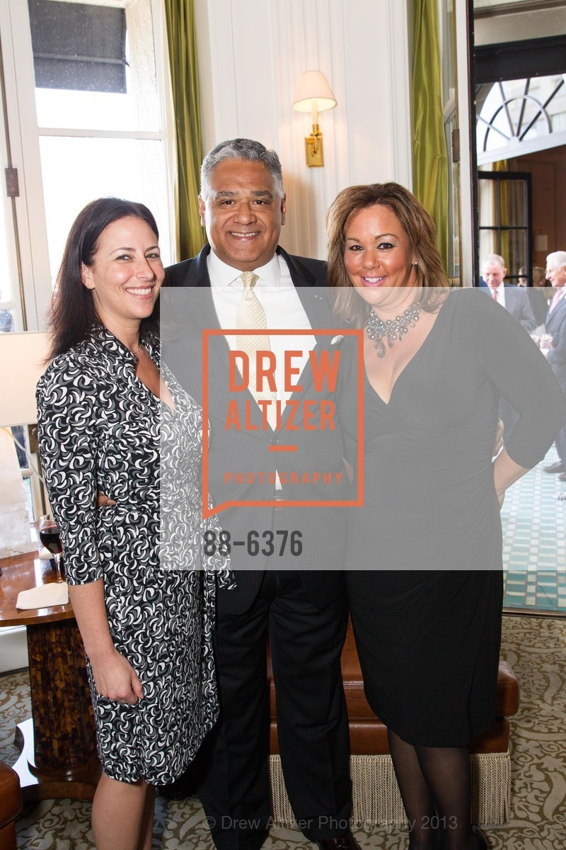 Rachel Norwitt, Al Bernard, Kelly Sullivan, COAST GUARD FOUNDATION Presents Pacific Awards Dinner, US, April 25th, 2013
