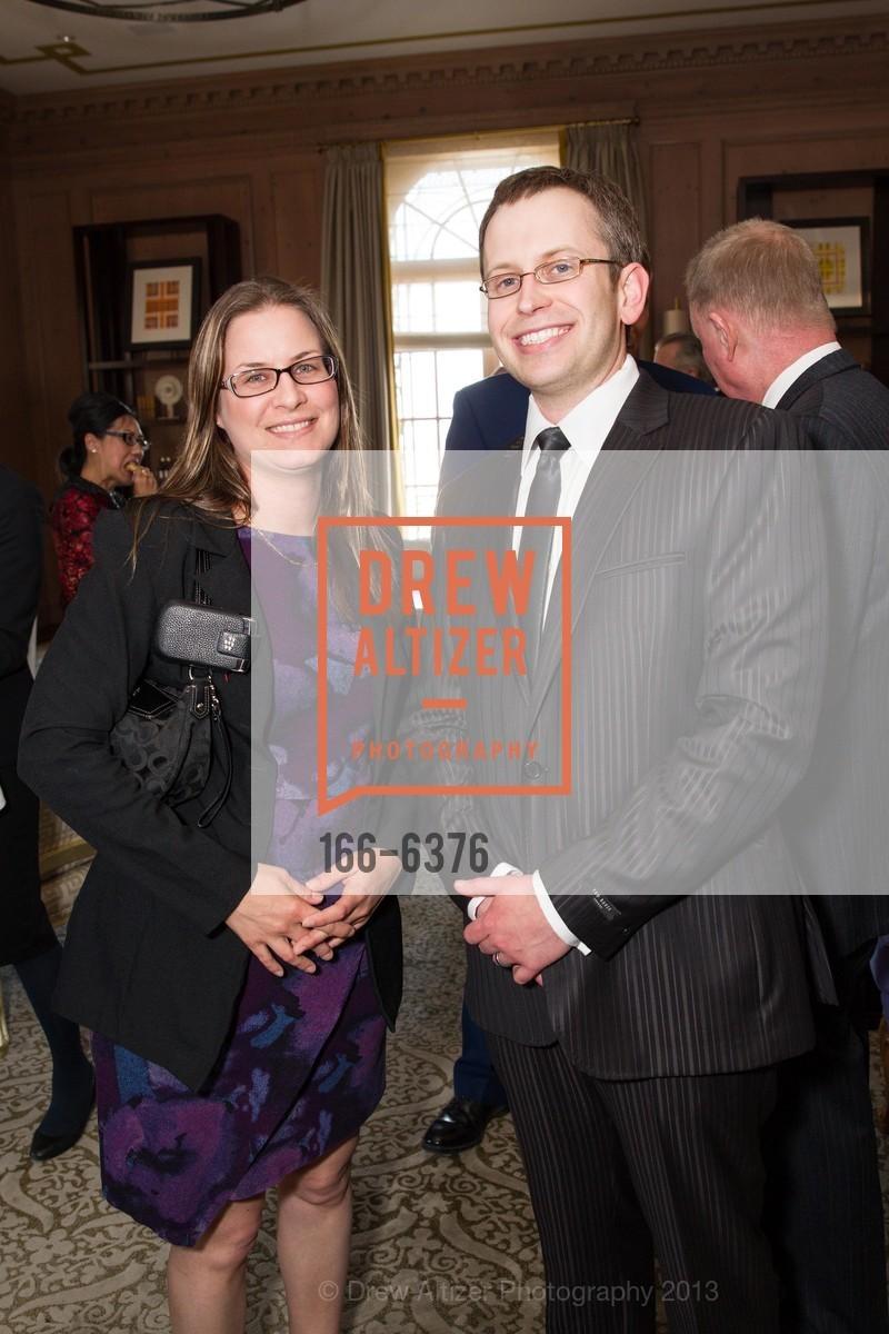 Sandra Burkhart, Aaron Dowe, COAST GUARD FOUNDATION Presents Pacific Awards Dinner, US, April 25th, 2013