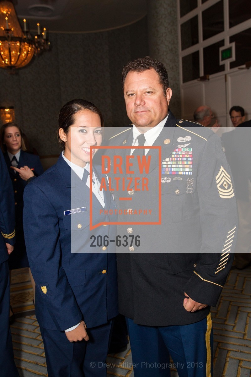 Alexandra Pickering, Austin Pickering, COAST GUARD FOUNDATION Presents Pacific Awards Dinner, US, April 25th, 2013