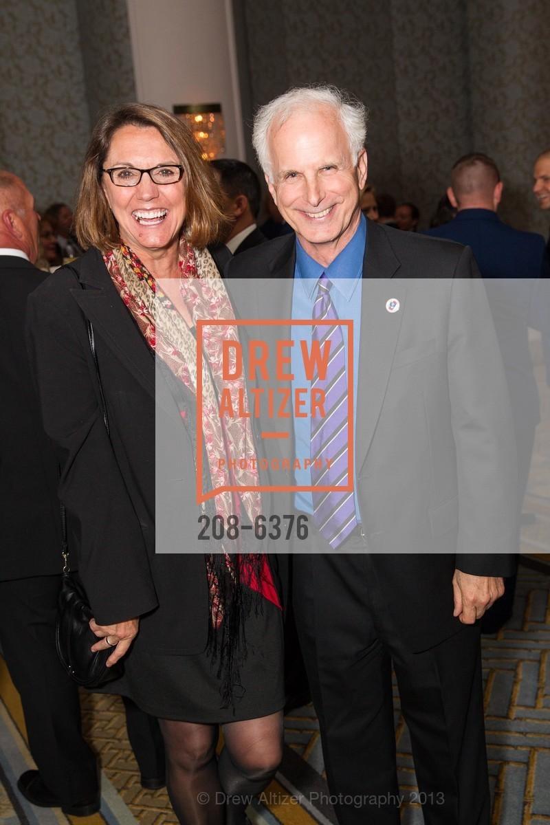 Linda Wright, John Giffin, COAST GUARD FOUNDATION Presents Pacific Awards Dinner, US, April 25th, 2013