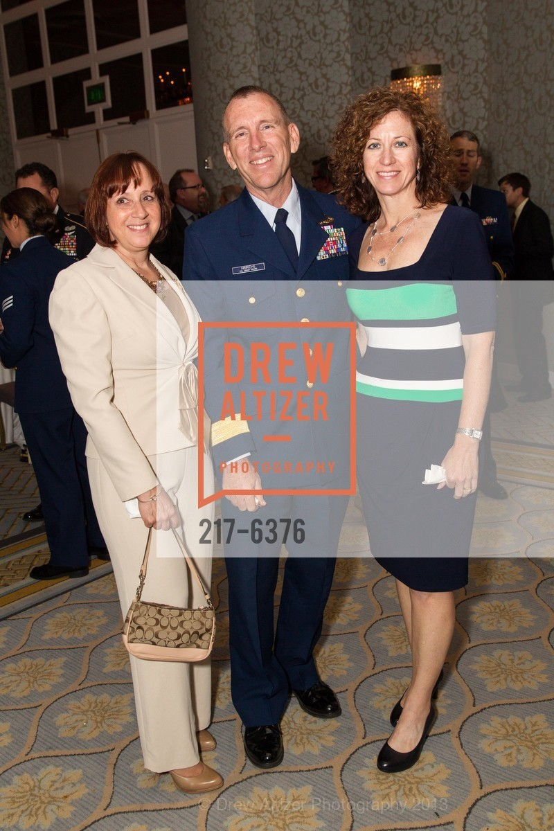 Nancy Bell, Kurt Hinrichs, Amy Hinrichs, COAST GUARD FOUNDATION Presents Pacific Awards Dinner, US, April 25th, 2013,Drew Altizer, Drew Altizer Photography, full-service agency, private events, San Francisco photographer, photographer california