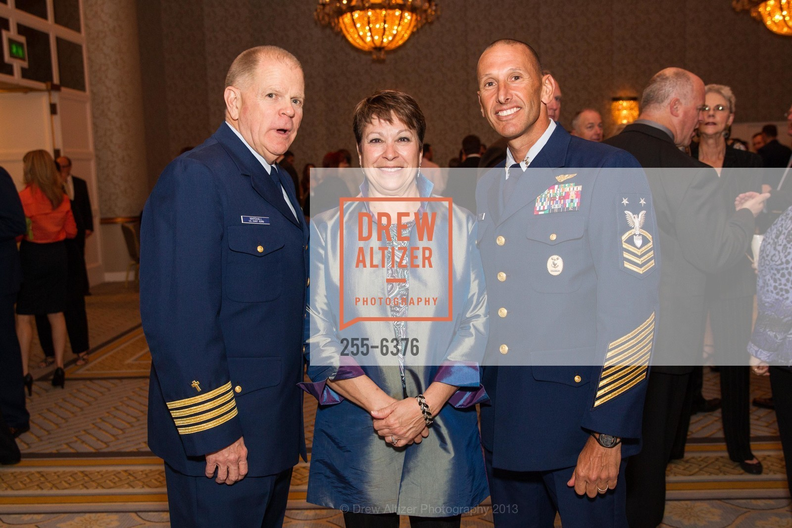 Robert Marshall, Lois Marshall, COAST GUARD FOUNDATION Presents Pacific Awards Dinner, US, April 25th, 2013,Drew Altizer, Drew Altizer Photography, full-service agency, private events, San Francisco photographer, photographer california