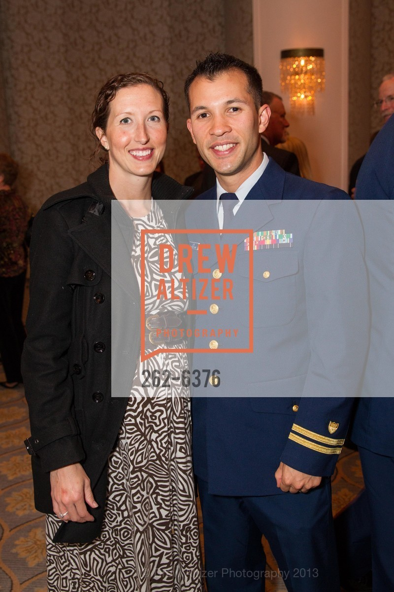 Brenda Crysler, Matthew Lam, COAST GUARD FOUNDATION Presents Pacific Awards Dinner, US, April 25th, 2013,Drew Altizer, Drew Altizer Photography, full-service agency, private events, San Francisco photographer, photographer california