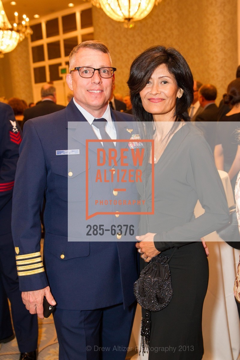 Art Snyder, COAST GUARD FOUNDATION Presents Pacific Awards Dinner, US, April 25th, 2013