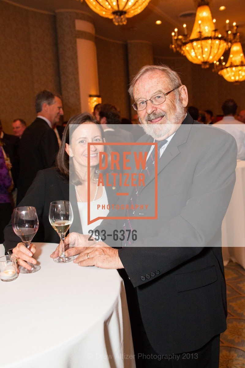 Deb Self, Karl Nolte, COAST GUARD FOUNDATION Presents Pacific Awards Dinner, US, April 25th, 2013