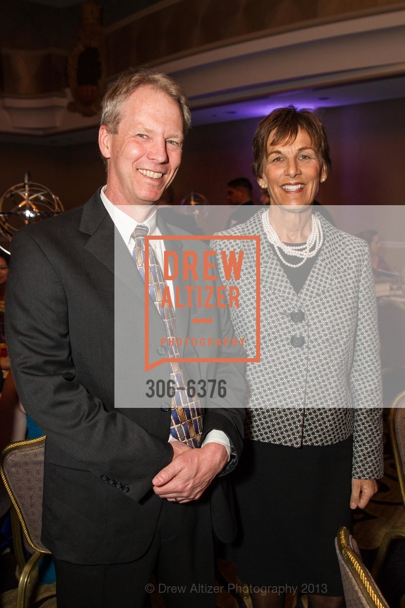 Scott Meritt, Lynn Korwatch, COAST GUARD FOUNDATION Presents Pacific Awards Dinner, US, April 25th, 2013