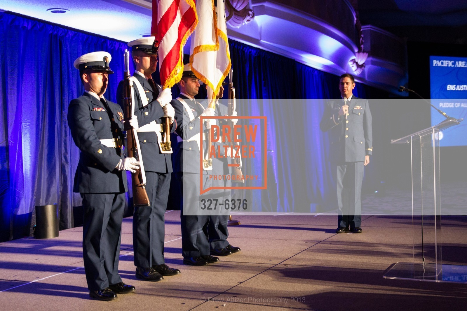 Performance at COAST GUARD FOUNDATION Presents Pacific