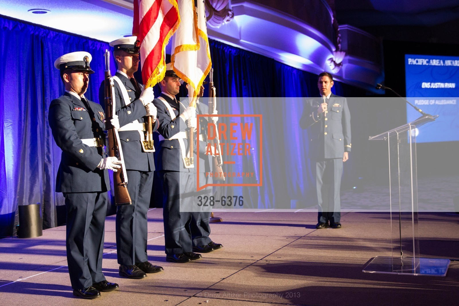 Performance, COAST GUARD FOUNDATION Presents Pacific Awards Dinner, US, April 25th, 2013