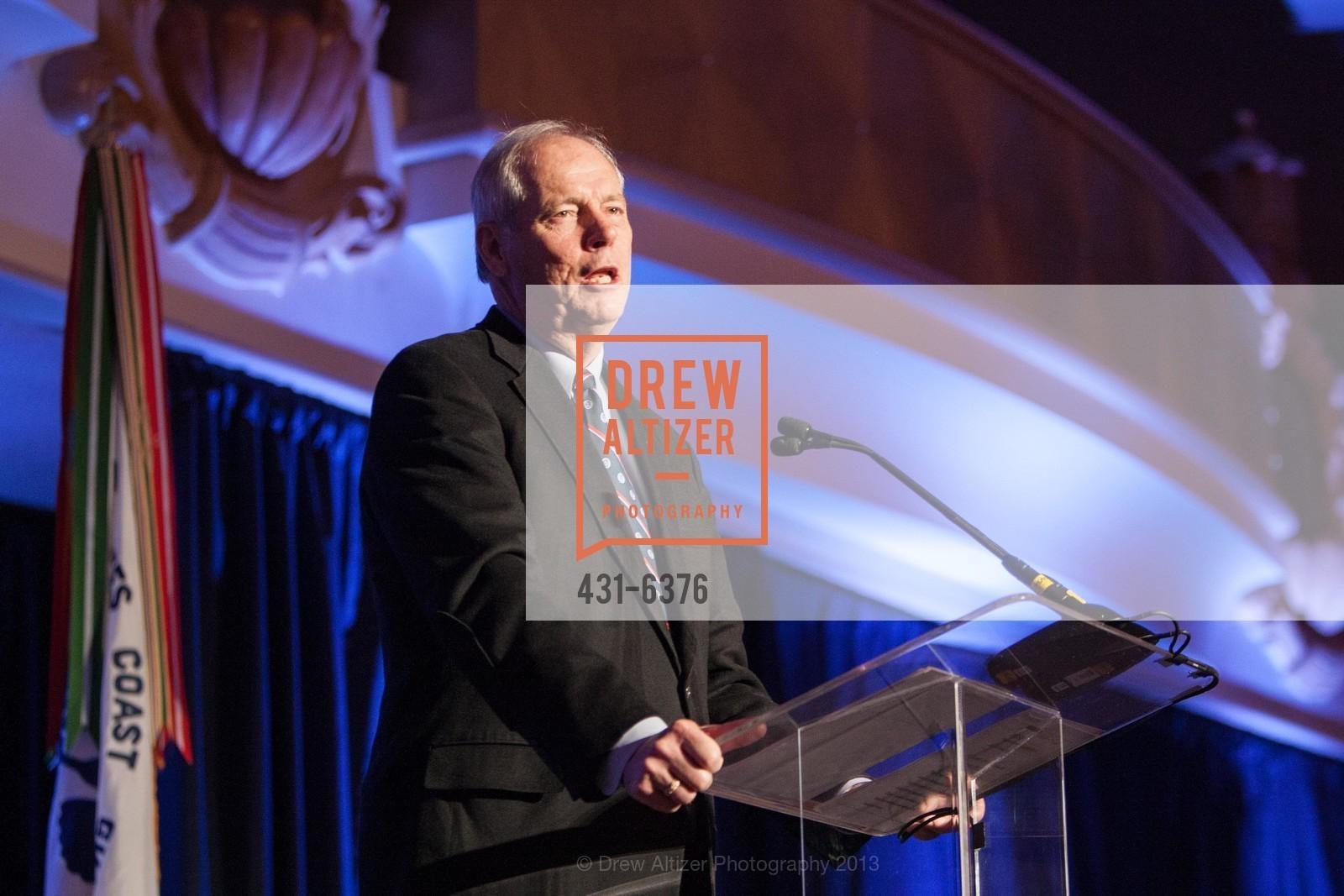 Gary Jobson, COAST GUARD FOUNDATION Presents Pacific Awards Dinner, US, April 25th, 2013