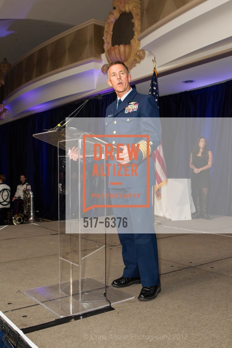 Paul Zunkuft, COAST GUARD FOUNDATION Presents Pacific Awards Dinner, US, April 25th, 2013
