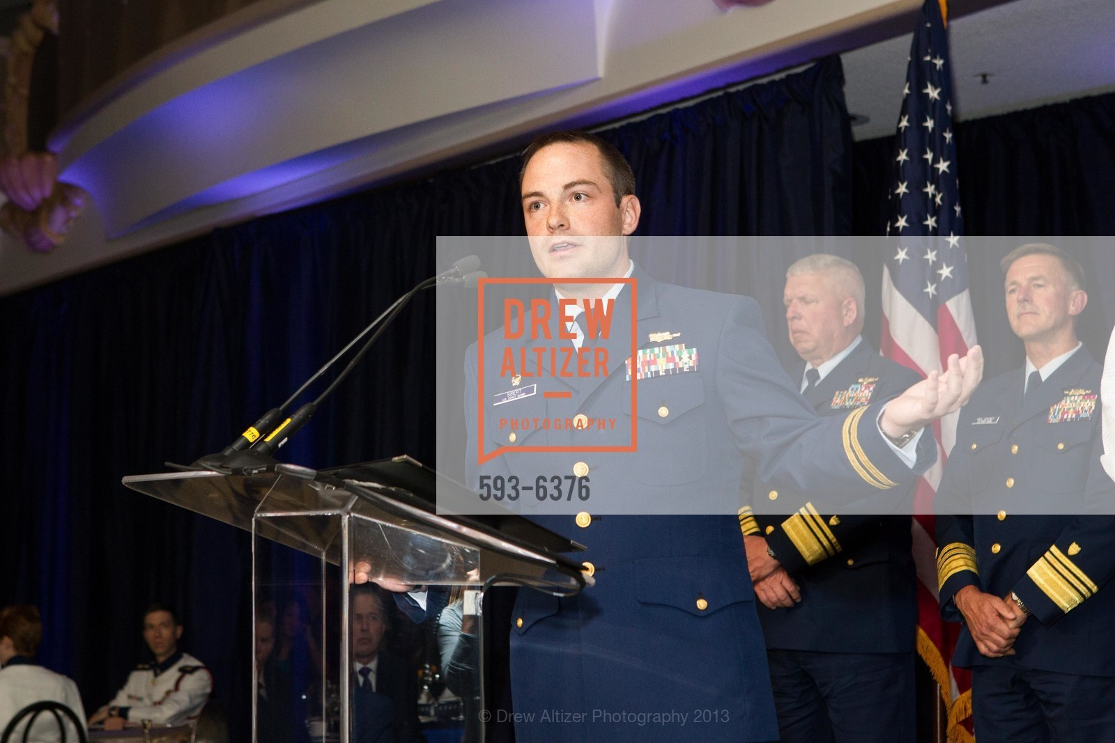 Stewart Sibert, COAST GUARD FOUNDATION Presents Pacific Awards Dinner, US, April 25th, 2013