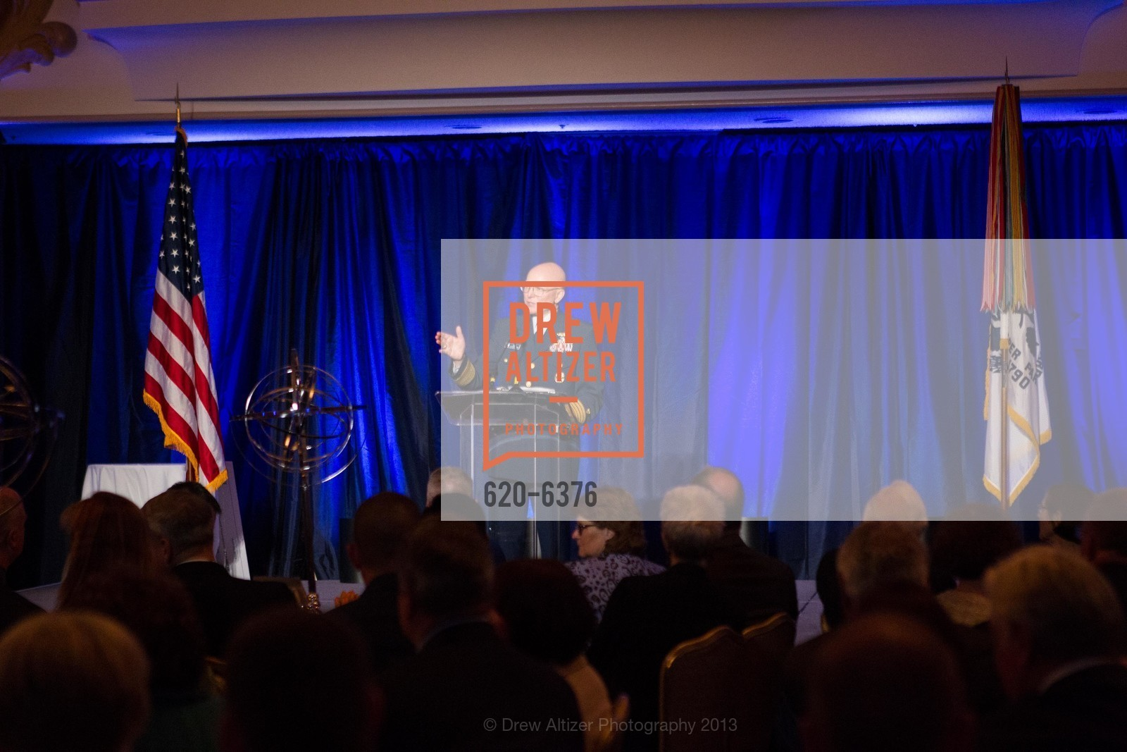 Robert Papp, COAST GUARD FOUNDATION Presents Pacific Awards Dinner, US, April 25th, 2013