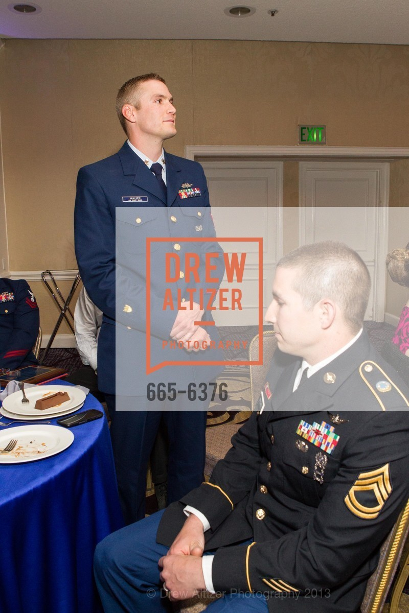 Michael Walker, COAST GUARD FOUNDATION Presents Pacific Awards Dinner, US, April 25th, 2013