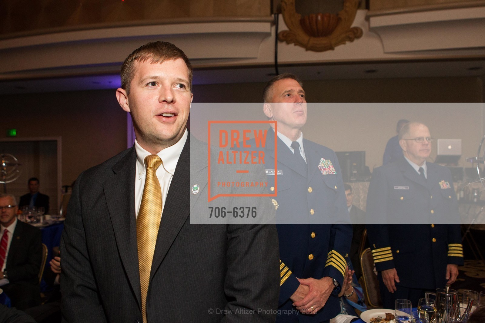 Gary Weeden, COAST GUARD FOUNDATION Presents Pacific Awards Dinner, US, April 25th, 2013