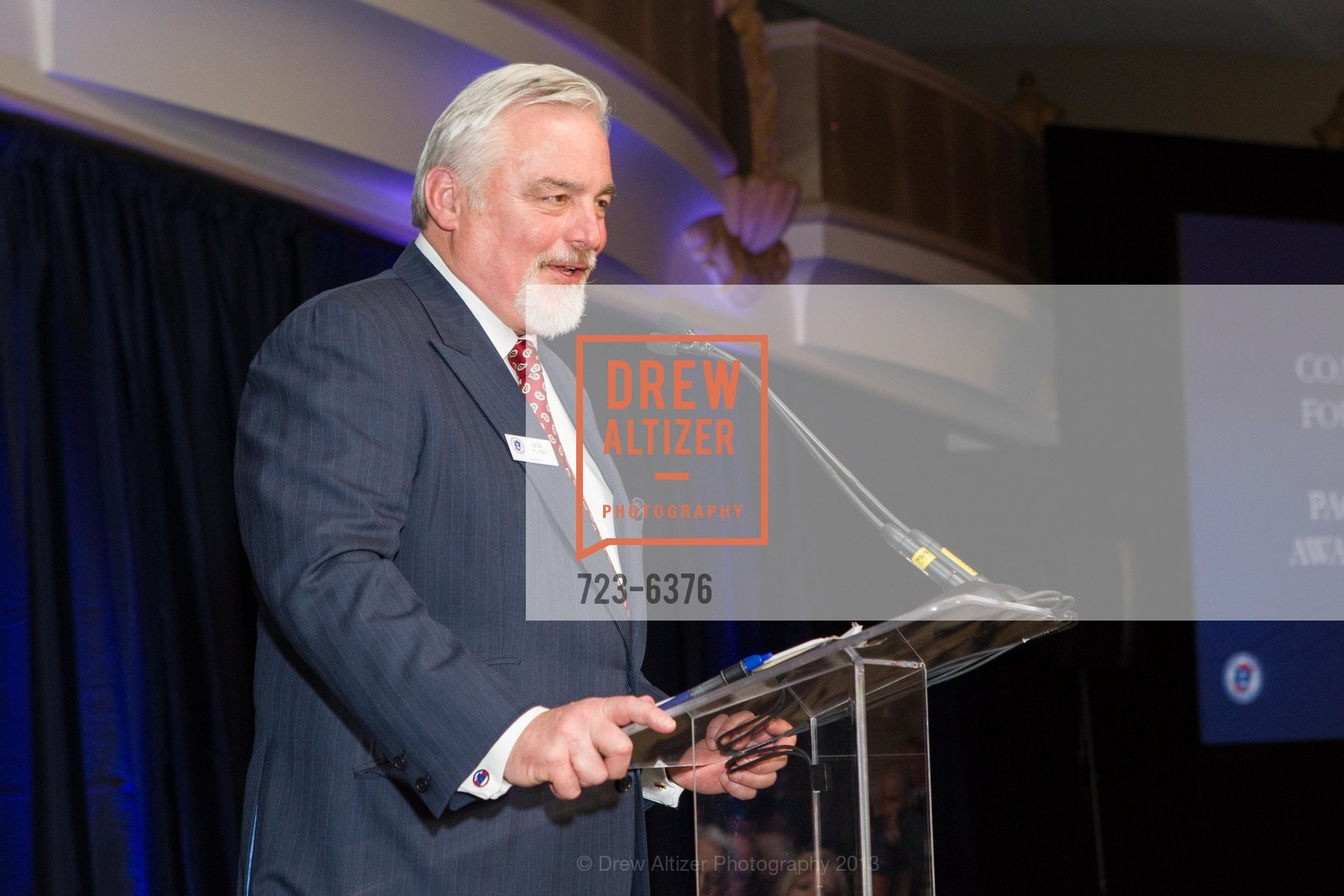 Bob Flynn, COAST GUARD FOUNDATION Presents Pacific Awards Dinner, US, April 25th, 2013