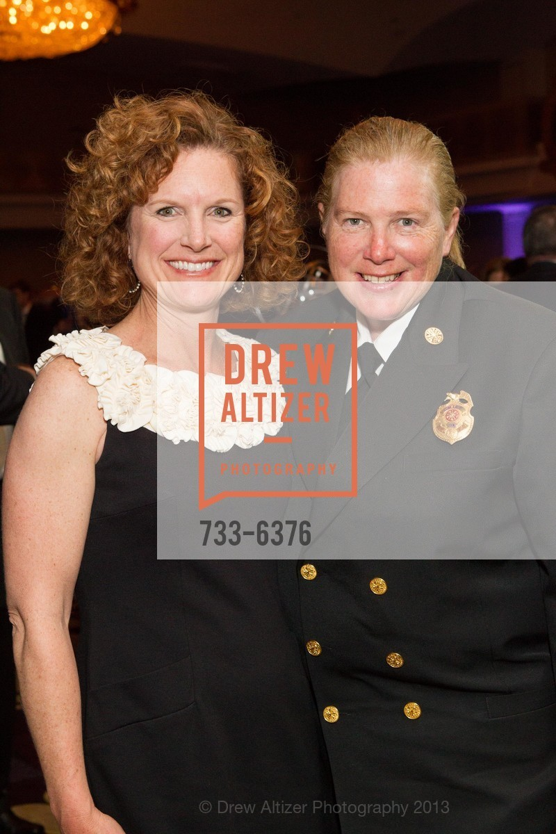 Monique Moyer, Joanne Hayes-White, COAST GUARD FOUNDATION Presents Pacific Awards Dinner, US, April 25th, 2013