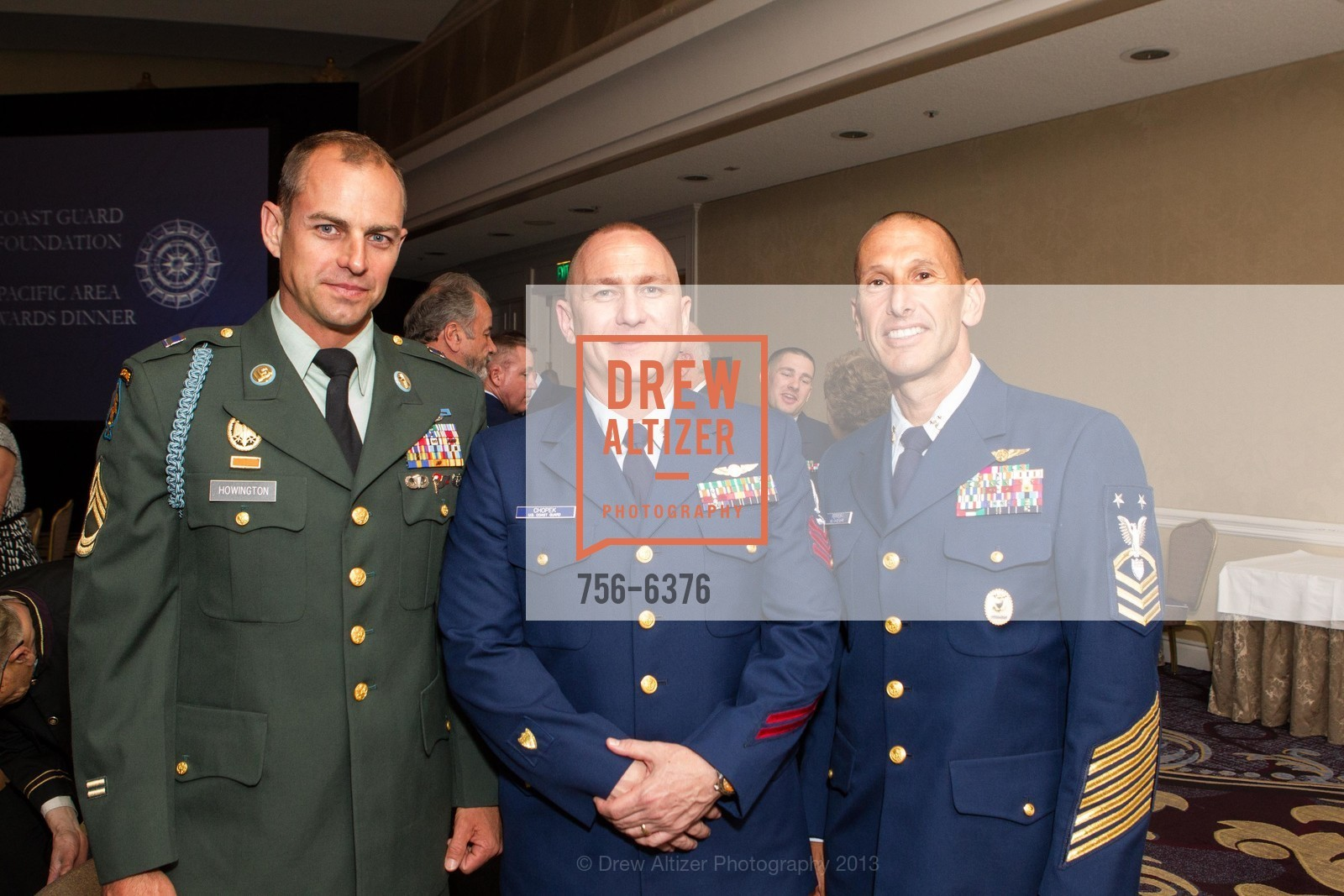 John Howington, Steve Chopek, Mike Ferreria, Photo #756-6376