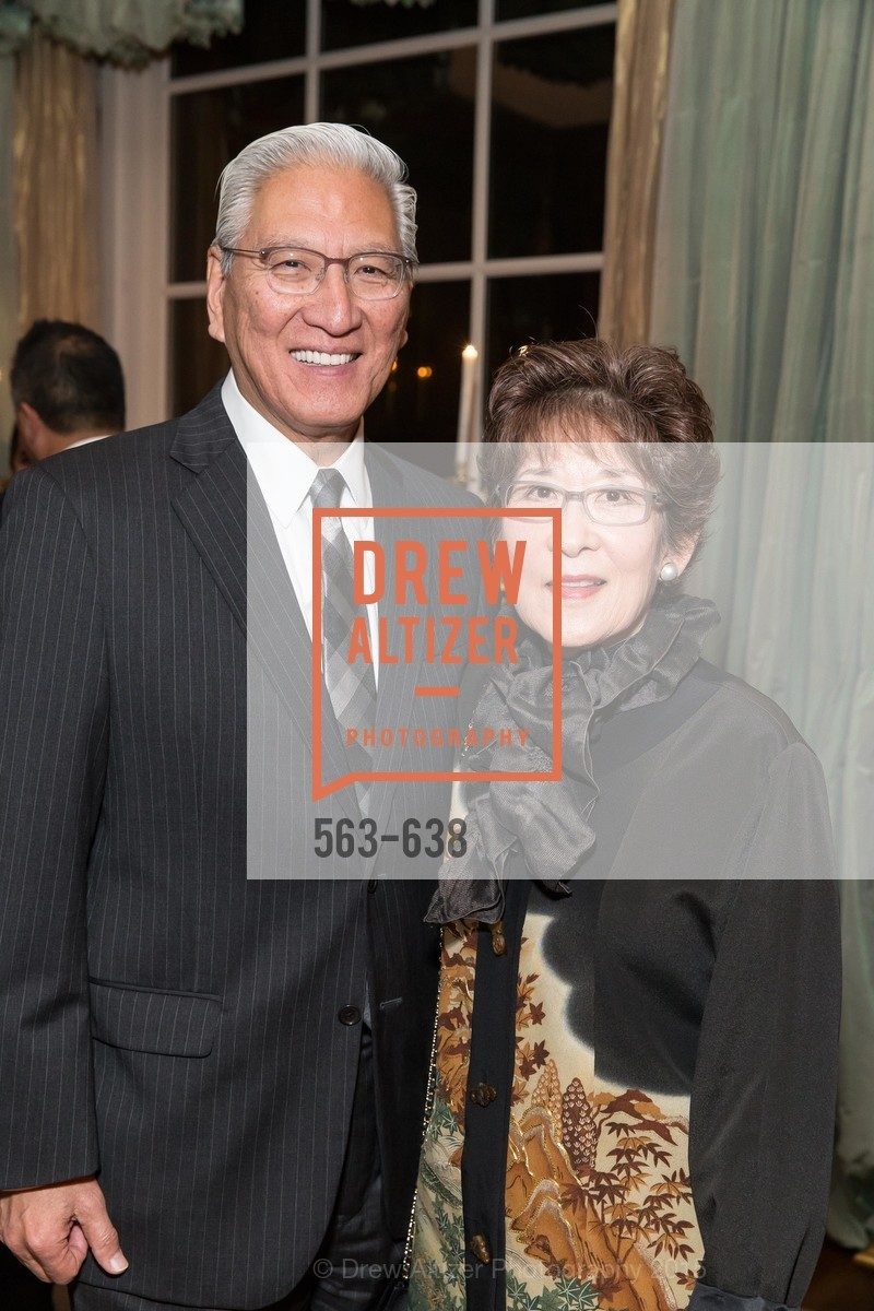 Allen Okamoto, Patricia Okamoto, San Francisco Mayor's Office of Protocol Christmas Party, Private Residence, December 9th, 2015,Drew Altizer, Drew Altizer Photography, full-service agency, private events, San Francisco photographer, photographer california