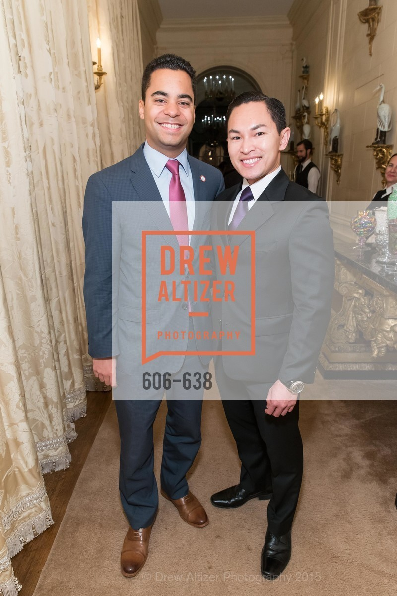 Alex Randolph, Trevor Nguyen, San Francisco Mayor's Office of Protocol Christmas Party, Private Residence, December 9th, 2015,Drew Altizer, Drew Altizer Photography, full-service agency, private events, San Francisco photographer, photographer california