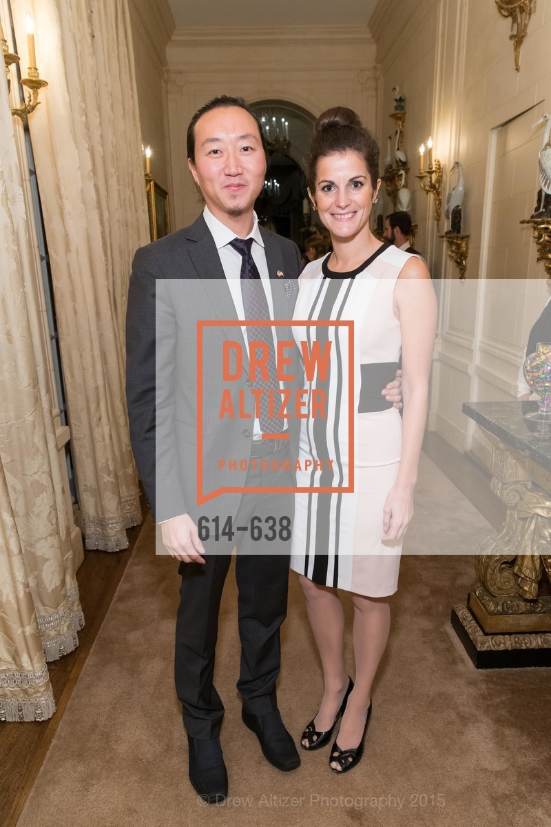 Brandon Lee, Giovanna Mingarelli, San Francisco Mayor's Office of Protocol Christmas Party, Private Residence, December 9th, 2015,Drew Altizer, Drew Altizer Photography, full-service agency, private events, San Francisco photographer, photographer california