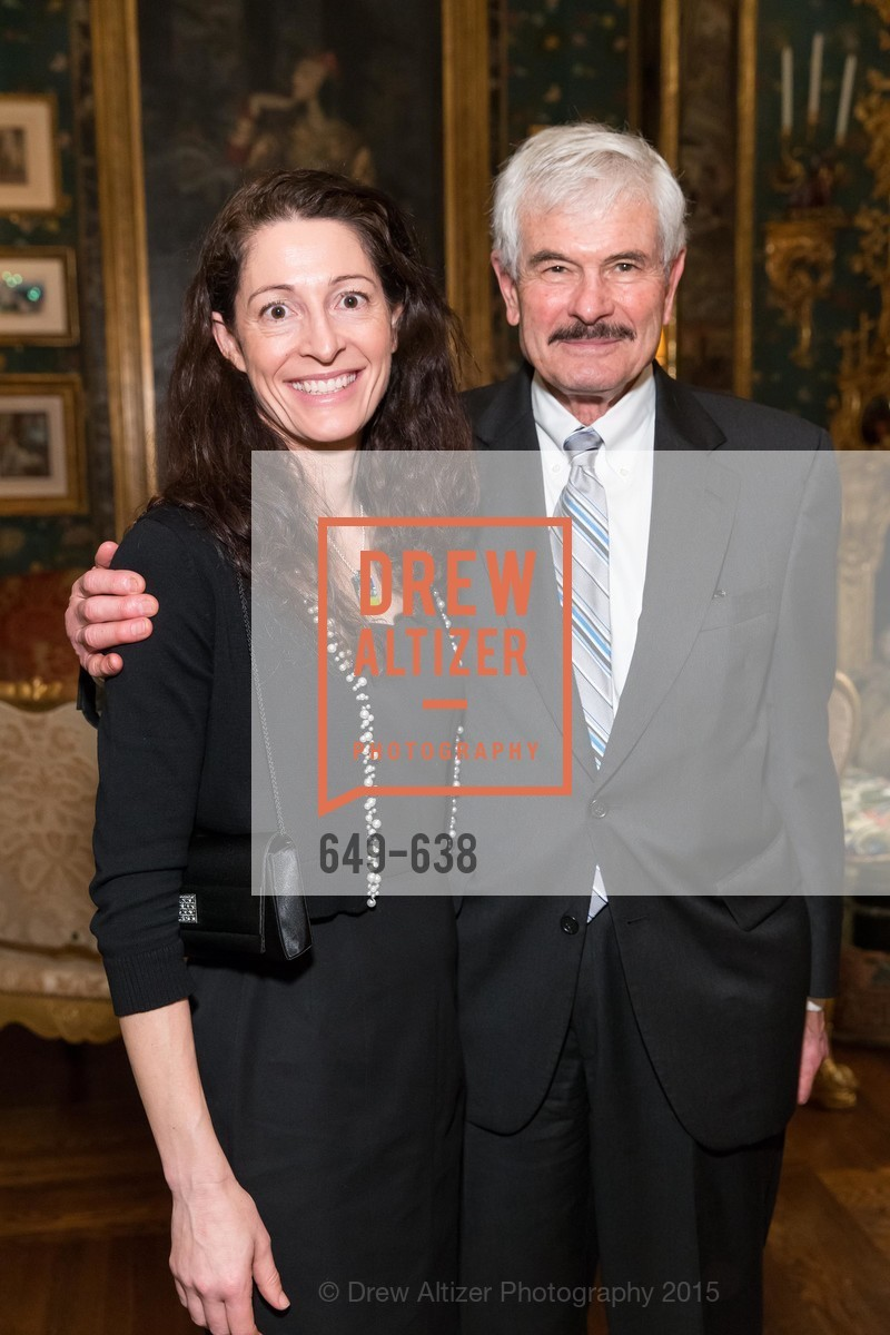 Liz Revenko, Victor Revenko, San Francisco Mayor's Office of Protocol Christmas Party, Private Residence, December 9th, 2015