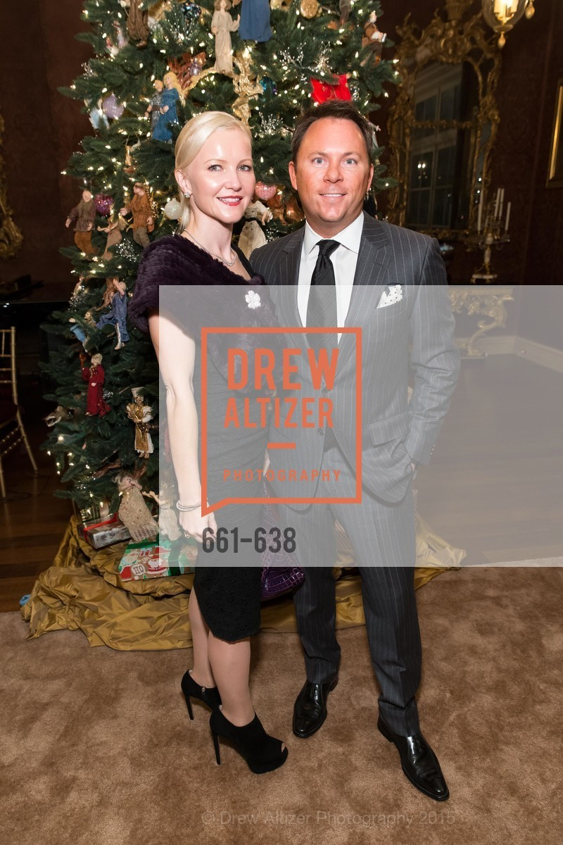 Nathalie Delrue-McGuire, Garry McGuirre, San Francisco Mayor's Office of Protocol Christmas Party, Private Residence, December 9th, 2015,Drew Altizer, Drew Altizer Photography, full-service agency, private events, San Francisco photographer, photographer california