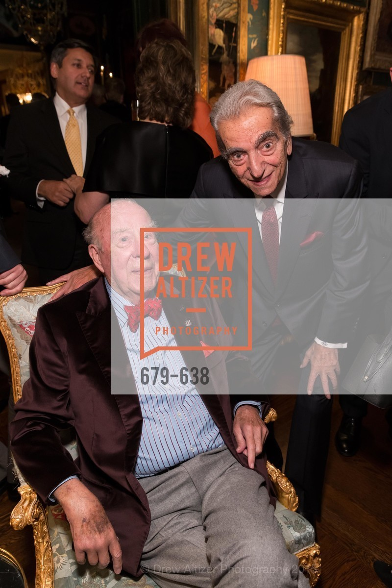 George Shultz, Kamel Ayoub, San Francisco Mayor's Office of Protocol Christmas Party, Private Residence, December 9th, 2015,Drew Altizer, Drew Altizer Photography, full-service agency, private events, San Francisco photographer, photographer california