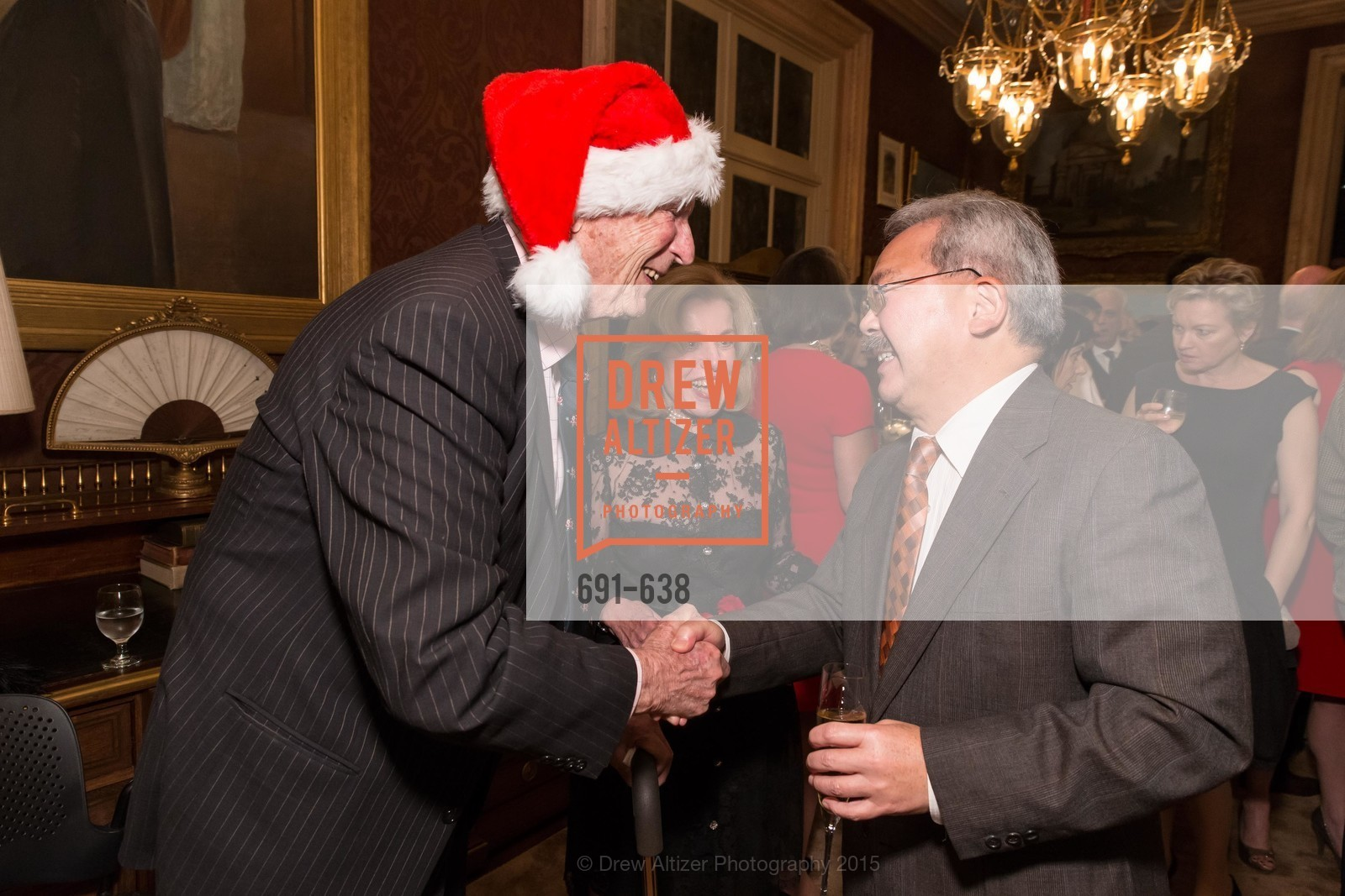 Edgar Osgood, Jojo Osgood, Ed Lee, San Francisco Mayor's Office of Protocol Christmas Party, Private Residence, December 9th, 2015,Drew Altizer, Drew Altizer Photography, full-service agency, private events, San Francisco photographer, photographer california