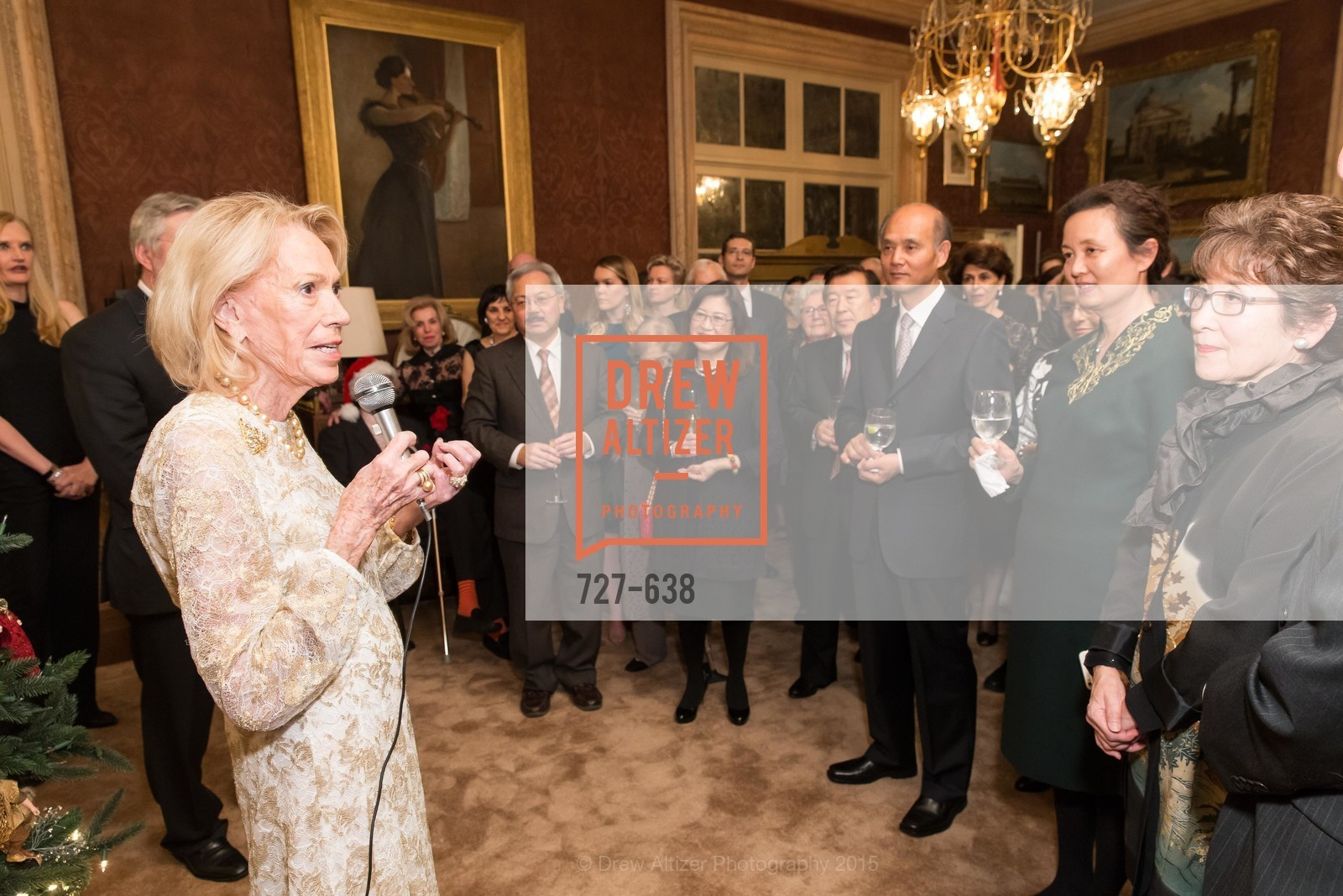 Charlotte Shultz, San Francisco Mayor's Office of Protocol Christmas Party, Private Residence, December 9th, 2015,Drew Altizer, Drew Altizer Photography, full-service event agency, private events, San Francisco photographer, photographer California