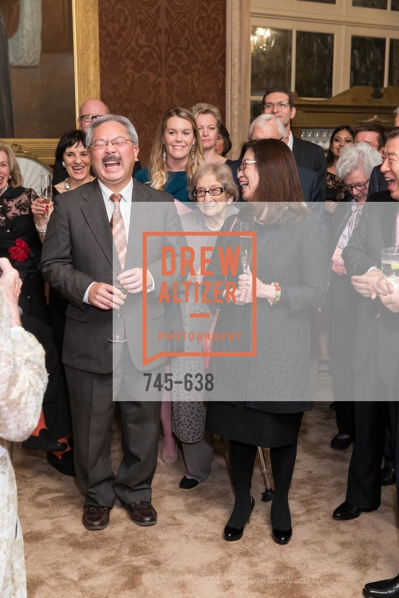 Ed Lee, Anita Lee, San Francisco Mayor's Office of Protocol Christmas Party, Private Residence, December 9th, 2015,Drew Altizer, Drew Altizer Photography, full-service agency, private events, San Francisco photographer, photographer california
