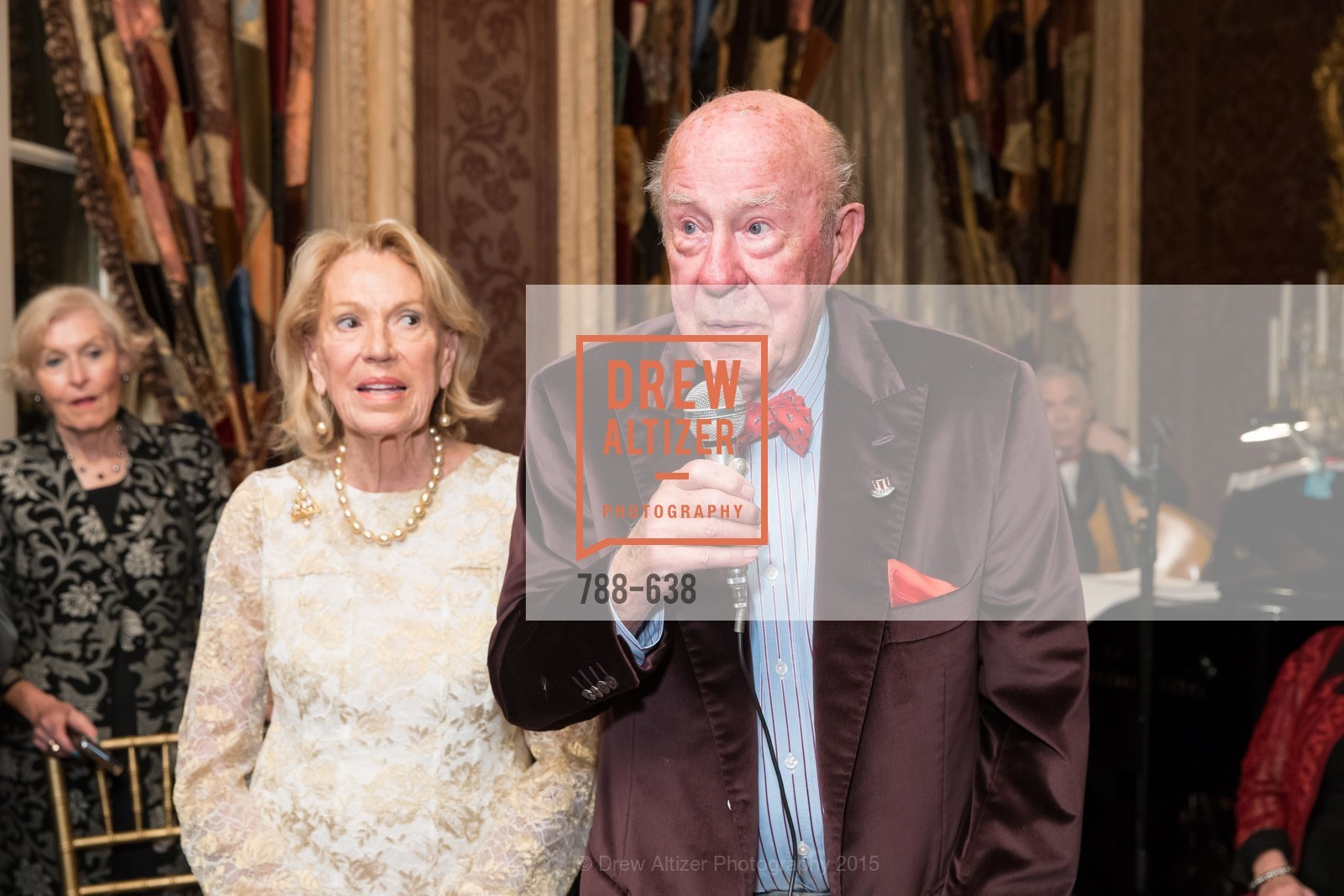 Charlotte Shultz, George Shultz, San Francisco Mayor's Office of Protocol Christmas Party, Private Residence, December 9th, 2015,Drew Altizer, Drew Altizer Photography, full-service agency, private events, San Francisco photographer, photographer california