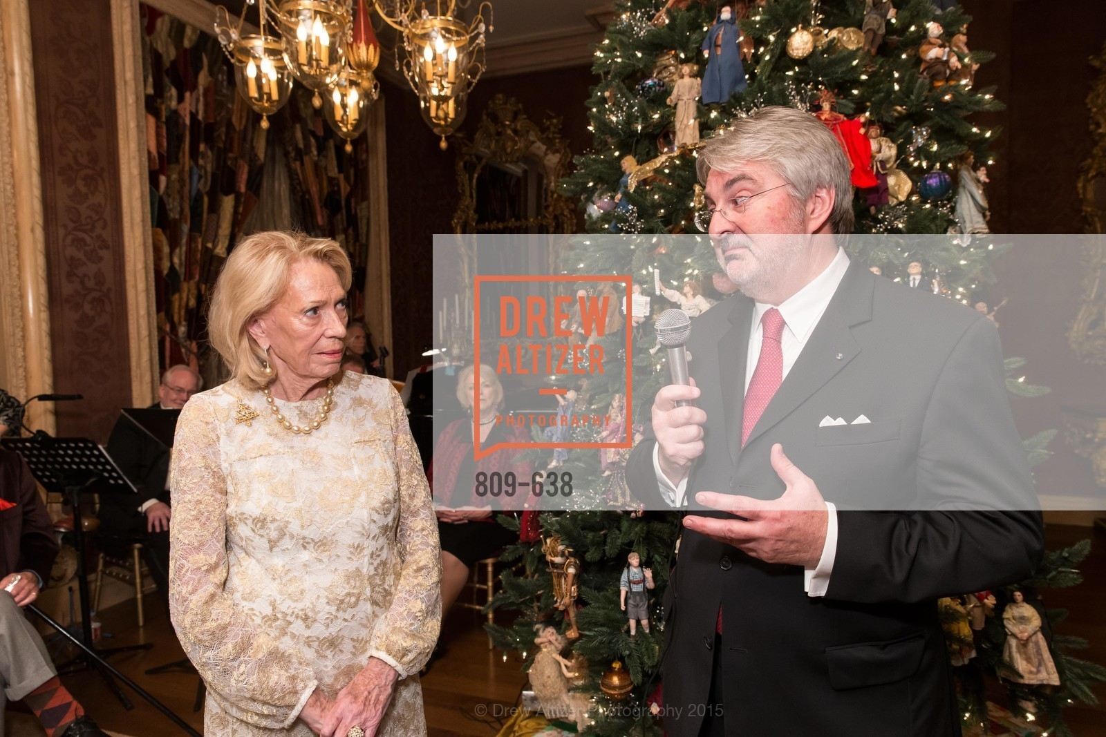 Charlotte Shultz, George Schmit, San Francisco Mayor's Office of Protocol Christmas Party, Private Residence, December 9th, 2015,Drew Altizer, Drew Altizer Photography, full-service agency, private events, San Francisco photographer, photographer california