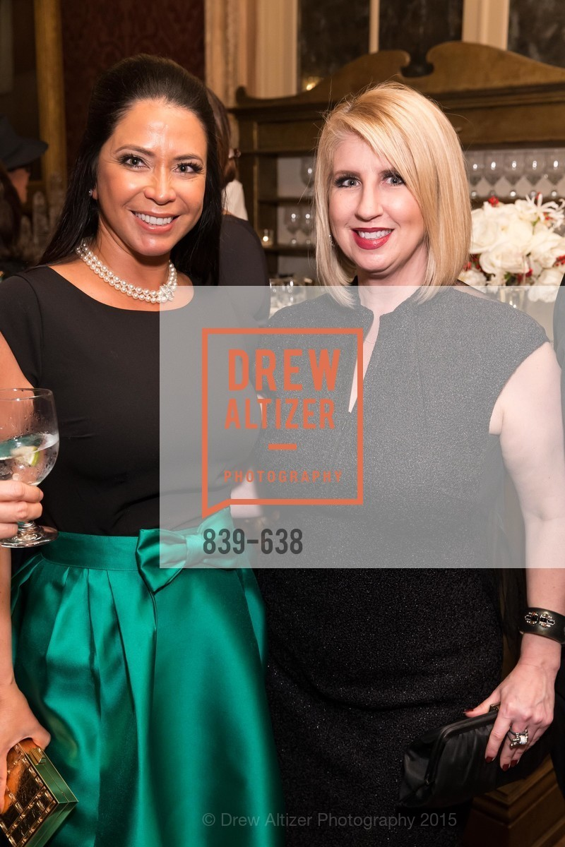 Maria Barrios, Roberta Economidis, San Francisco Mayor's Office of Protocol Christmas Party, Private Residence, December 9th, 2015,Drew Altizer, Drew Altizer Photography, full-service agency, private events, San Francisco photographer, photographer california