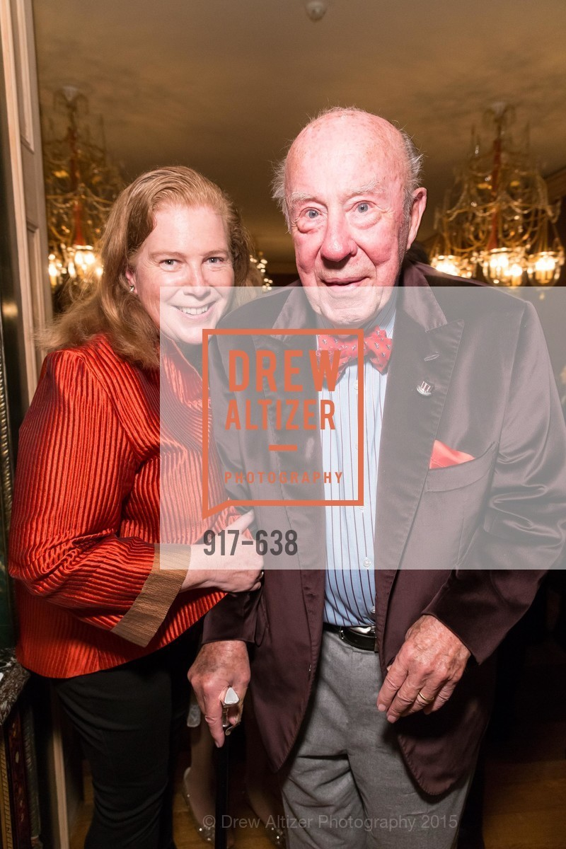 Joanne Hayes-White, George Shultz, San Francisco Mayor's Office of Protocol Christmas Party, Private Residence, December 9th, 2015,Drew Altizer, Drew Altizer Photography, full-service agency, private events, San Francisco photographer, photographer california