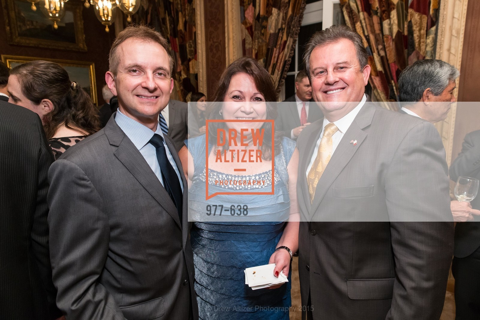 Mauro Battocchi, Lillian Bella, Louis Bella, San Francisco Mayor's Office of Protocol Christmas Party, Private Residence, December 9th, 2015,Drew Altizer, Drew Altizer Photography, full-service agency, private events, San Francisco photographer, photographer california