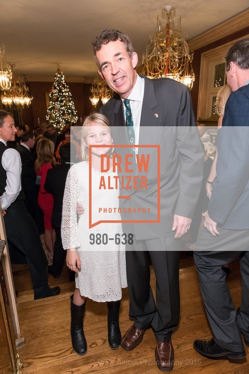 Elsa Fredericks, Peter Fredericks, San Francisco Mayor's Office of Protocol Christmas Party, Private Residence, December 9th, 2015,Drew Altizer, Drew Altizer Photography, full-service agency, private events, San Francisco photographer, photographer california