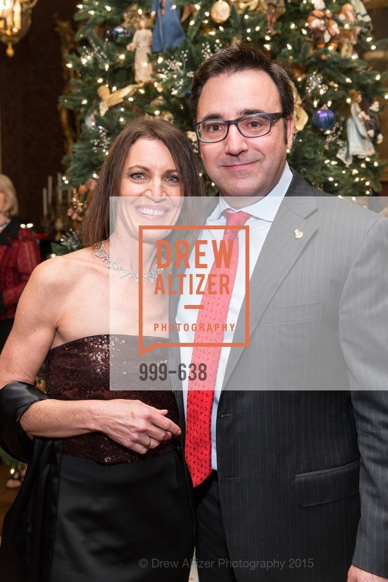 Angela Armanino, Richard Armanino, San Francisco Mayor's Office of Protocol Christmas Party, Private Residence, December 9th, 2015,Drew Altizer, Drew Altizer Photography, full-service agency, private events, San Francisco photographer, photographer california