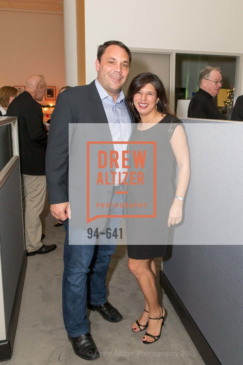 Jeremy Bellinghausen, Anna Bellinghausen, Savonix Launch Celebration and Toys for Tots Benefit, Savonix. 300 Broadway, Suite 14, December 10th, 2015,Drew Altizer, Drew Altizer Photography, full-service agency, private events, San Francisco photographer, photographer california