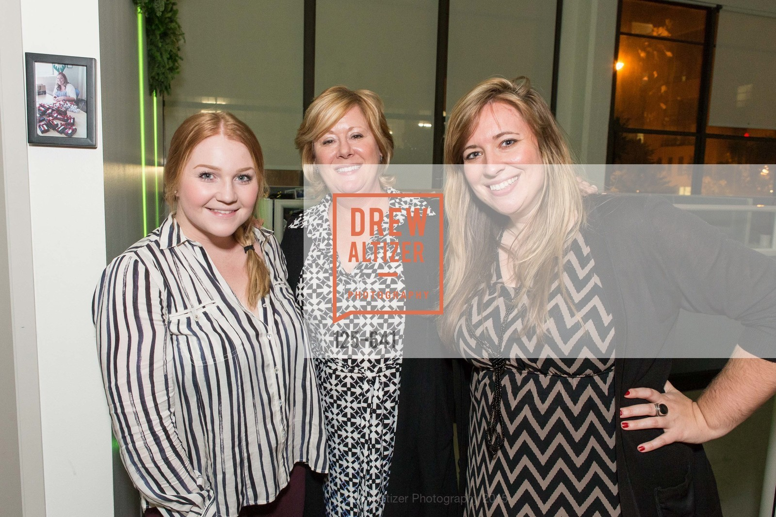 Kyle Bond, Barb Hagin, Stephannie Depa, Savonix Launch Celebration and Toys for Tots Benefit, Savonix. 300 Broadway, Suite 14, December 10th, 2015,Drew Altizer, Drew Altizer Photography, full-service agency, private events, San Francisco photographer, photographer california