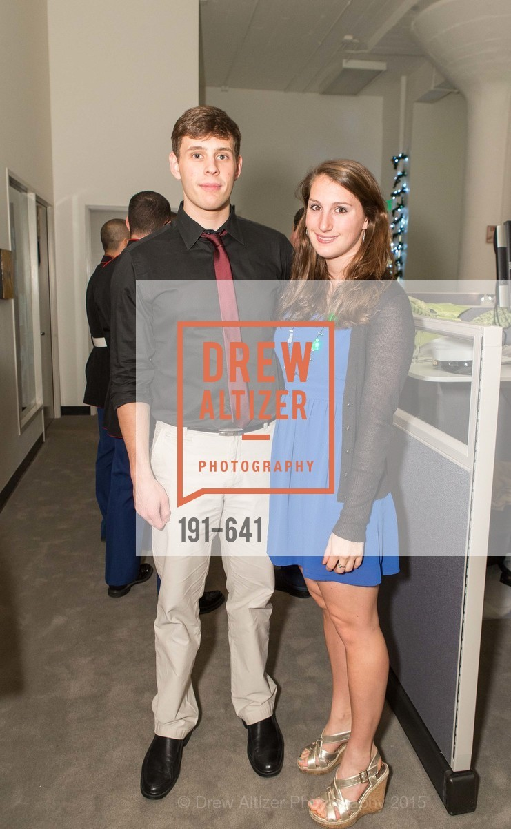 Dan Kocoj, Amanda Molinelli, Savonix Launch Celebration and Toys for Tots Benefit, Savonix. 300 Broadway, Suite 14, December 10th, 2015,Drew Altizer, Drew Altizer Photography, full-service agency, private events, San Francisco photographer, photographer california