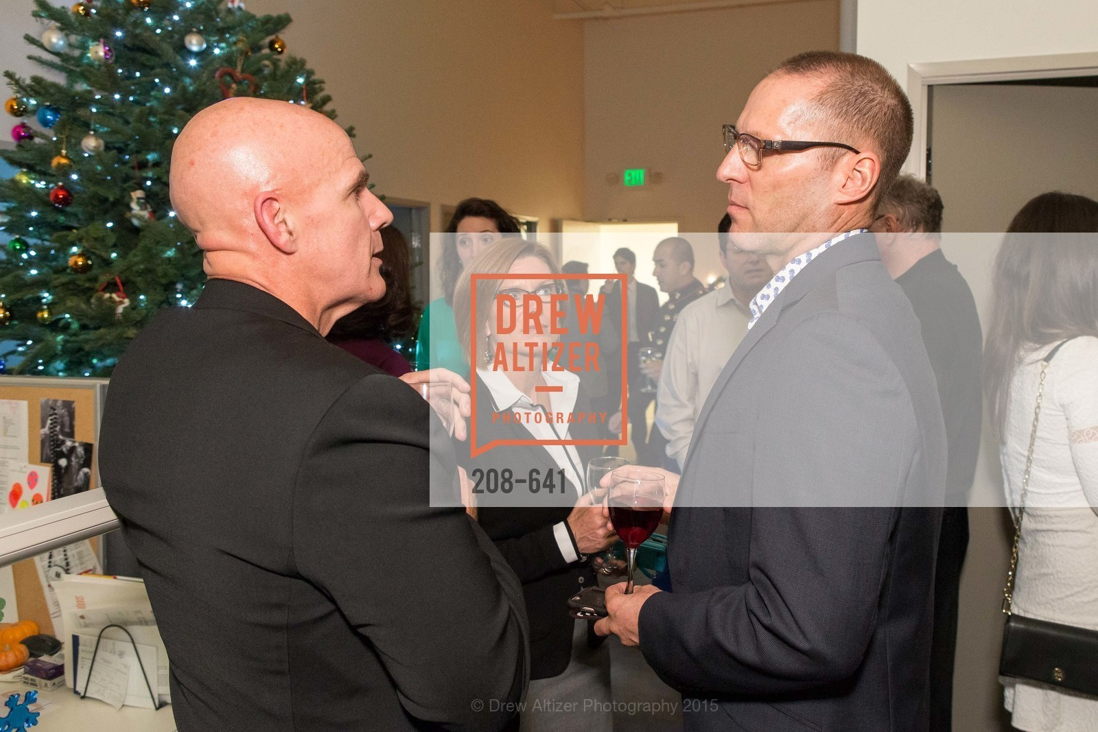 Pete Newell, Vianne Newell, Eric Mason, Savonix Launch Celebration and Toys for Tots Benefit, Savonix. 300 Broadway, Suite 14, December 10th, 2015,Drew Altizer, Drew Altizer Photography, full-service agency, private events, San Francisco photographer, photographer california