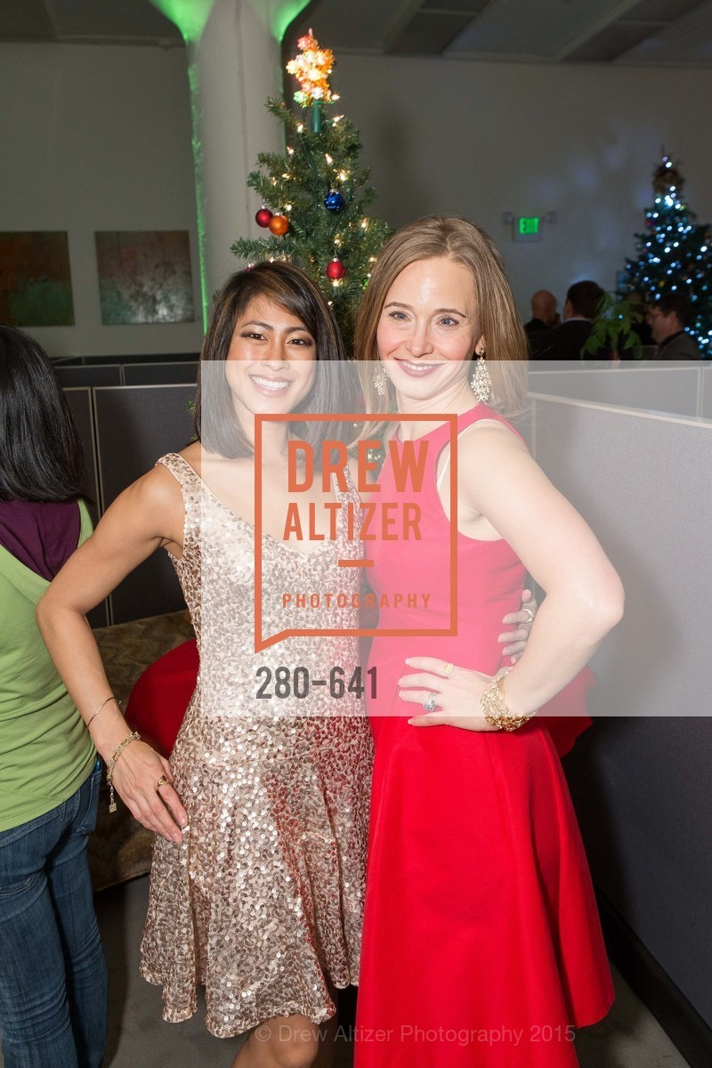 Terri Tiongson, Mylea Charvat, Savonix Launch Celebration and Toys for Tots Benefit, Savonix. 300 Broadway, Suite 14, December 10th, 2015,Drew Altizer, Drew Altizer Photography, full-service agency, private events, San Francisco photographer, photographer california