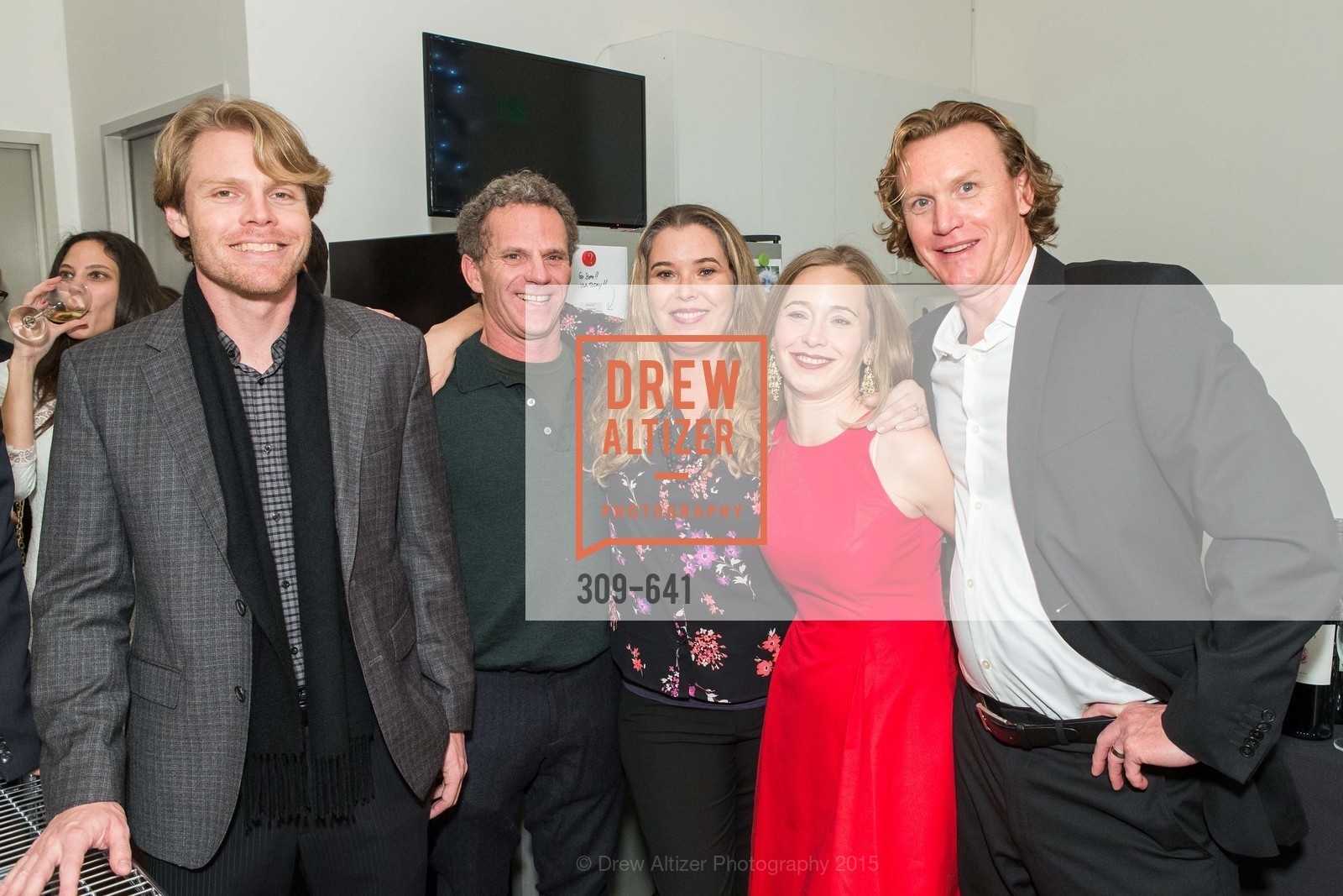 Eric Hensley, Paco Summers, Rachel Hensley, Mylea Charvat, Mark Walther, Savonix Launch Celebration and Toys for Tots Benefit, Savonix. 300 Broadway, Suite 14, December 10th, 2015,Drew Altizer, Drew Altizer Photography, full-service agency, private events, San Francisco photographer, photographer california