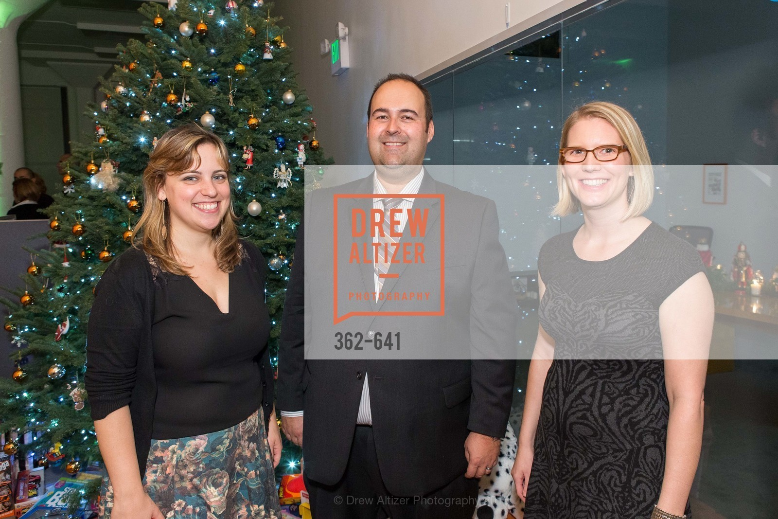Erin Frey, Devin Seto, Meredith McNeill, Savonix Launch Celebration and Toys for Tots Benefit, Savonix. 300 Broadway, Suite 14, December 10th, 2015,Drew Altizer, Drew Altizer Photography, full-service agency, private events, San Francisco photographer, photographer california